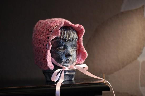 Het Haken Van Een Bonnet